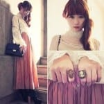 Fashionista NOW: Soft Pastel Vintage Fashion Ideas