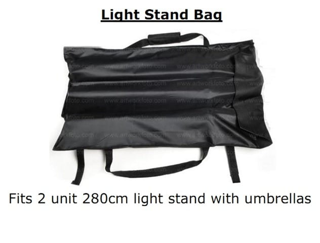 Lightstand bag