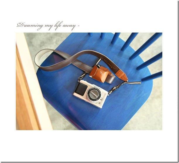 Iconic Dreamer Camera Strap 5