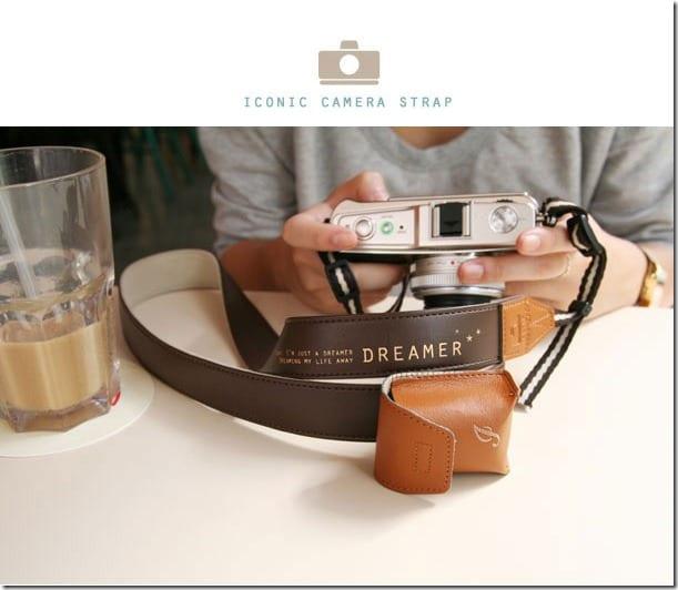 Iconic Dreamer Camera Strap 6
