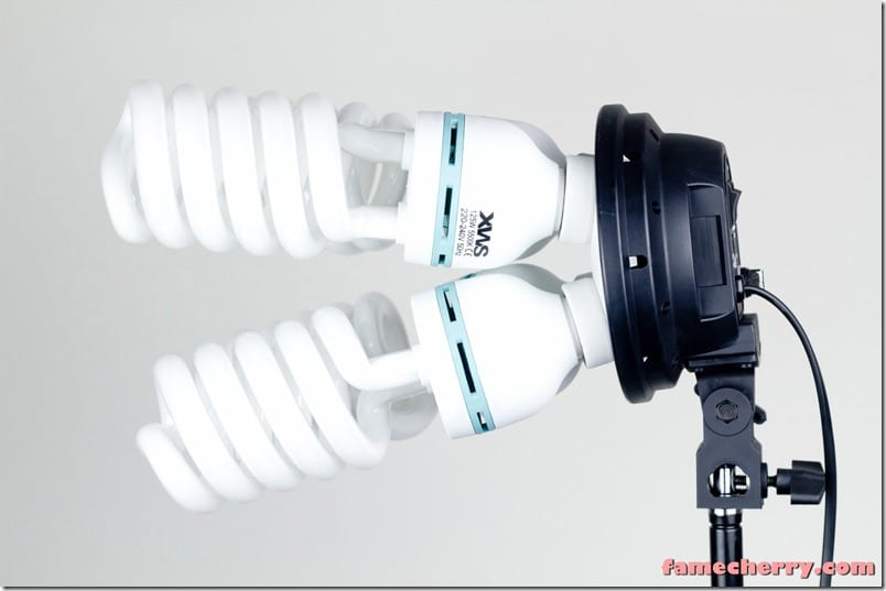 Illuminator 5500K Continuous Light Side