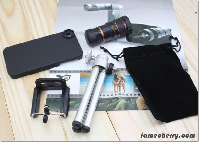 Iphone 8 x Zoom Lens 10