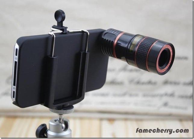 Iphone 8 x Zoom Lens 15