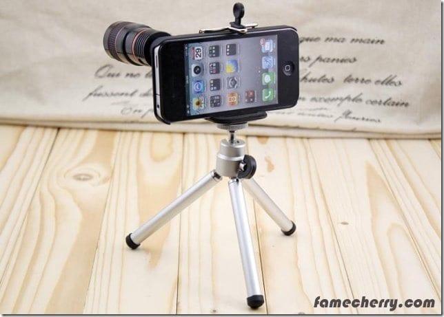 Iphone 8 x Zoom Lens 1