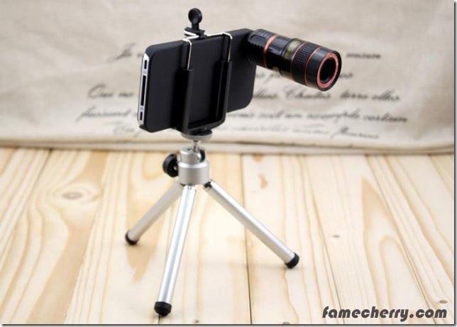 Iphone 8 x Zoom Lens 2