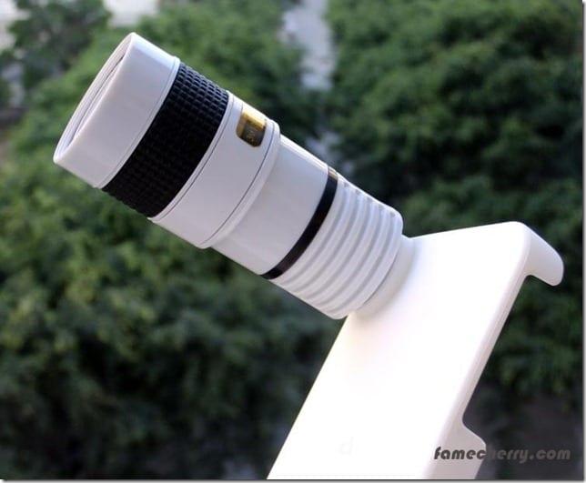 Iphone 8 x Zoom Lens 3