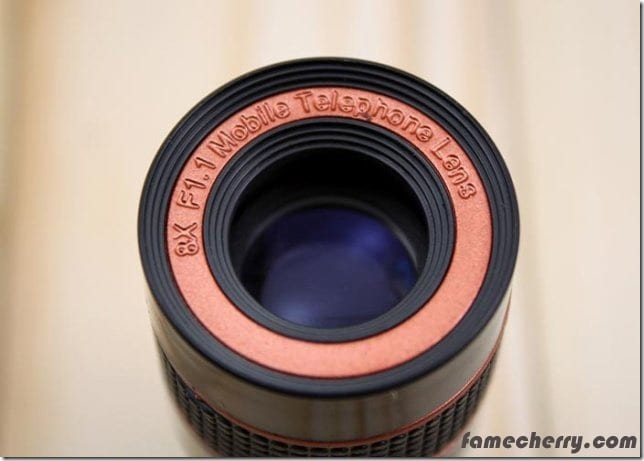 Iphone 8 x Zoom Lens 8
