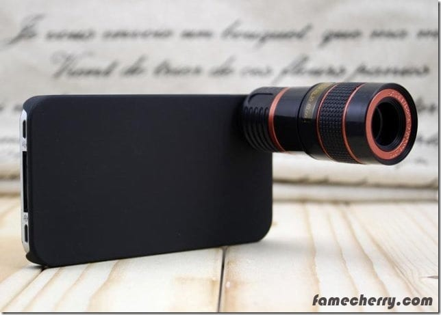 Iphone 8 x Zoom Lens 9