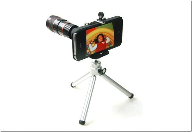 Iphone 8 x Zoom Lens