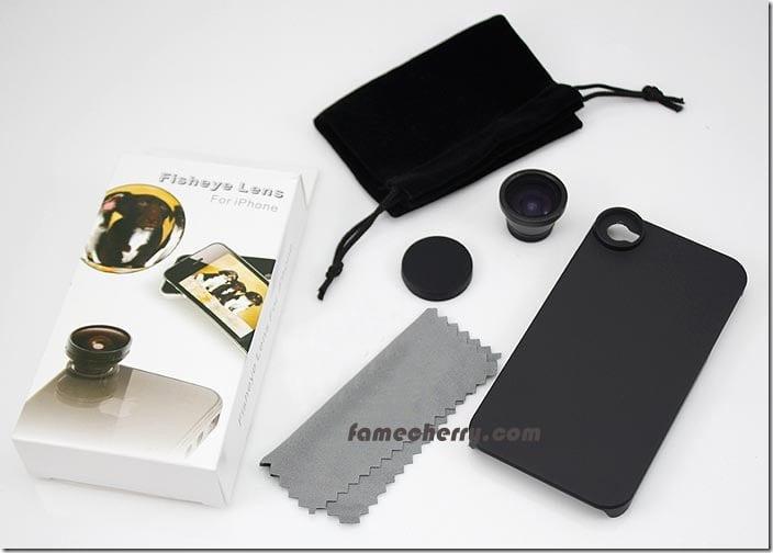 Iphone Wide Angle Macro And Firsheye 8