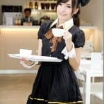 Pop Shoot : A Day At The Maid Café ~ Stephy Yiwen