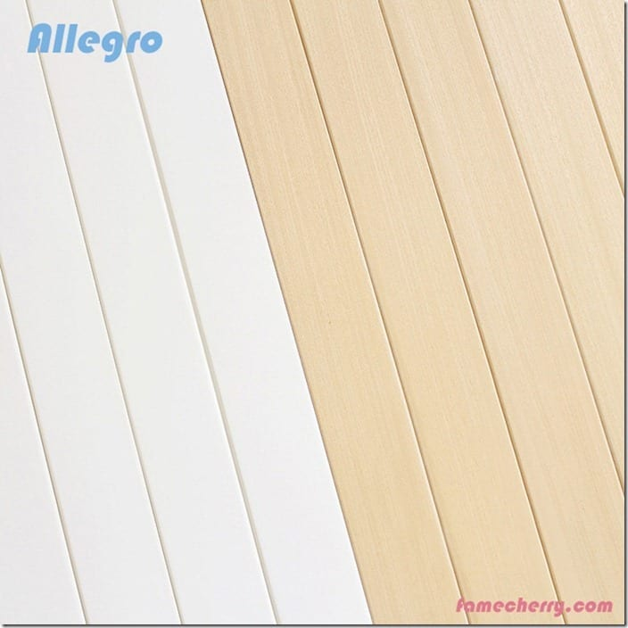 allegro wooden background
