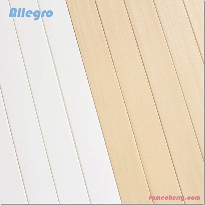 allegro wooden background