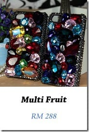 Multi Fruit8 iPhone Fashionista