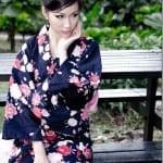 Pop Shoot : Geisha Memoires ~ Julie Tan @ Taman Tasik Perdana, Lake Gardens Kuala Lumpur