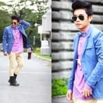 Fashionista NOW: Men's Fashion -Yay Or Nay To Color Blocking Blokes
