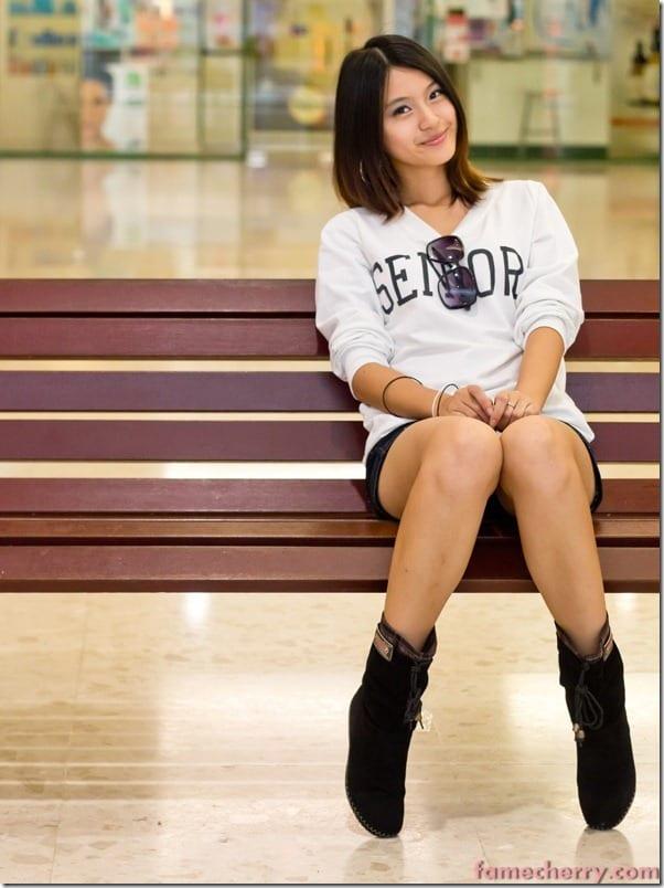 benchgirl