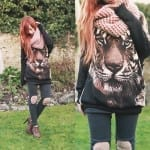 Fashionista NOW: Exotic Animal Fashion Inspiration ~ The Tiger Print Trend