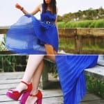 Fashionista NOW: Electric Blue Fashion Inspiration