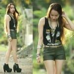 Fashionista NOW: The Army Green Fashion Trend