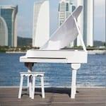 Essential Studio Equipment : Grand Piano Prop