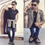 Fashionista NOW: Men In Leopard Prints ~ What's Your Verdict?