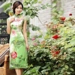 Fashionista NOW: Robes Rouge  ~ The Qipao & Cheongsam Fashionista