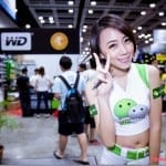 Expo &Fairs ~ Pikom PC Fair Dec 2012 ( YN-160 LED Video Light Version )