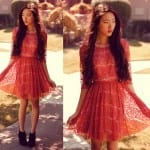 Fashionista NOW: Red Dress Inspiration For Chinese New Year 2013