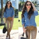 Fashionista NOW: Making A Bold Fashion Statement With Leopard Prints