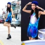 Fashionista NOW: Dresses In Galaxy Prints