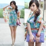 Fashionista NOW: Watercolor Fashion Inspiration