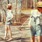 Fashionista NOW: Trendy Denim Overalls & Dungarees ~ How To Wear Them Right?