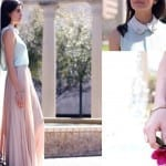 Fashionista NOW: Skirts With Pleats For Eid 2013