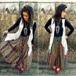 Fashionista NOW: Tribal Maxi Skirts For Hari Raya 2013