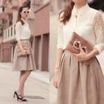 Fashionista NOW: Statement Blouse Ideas For Eid 2013