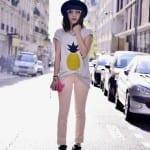 Fashionista NOW: Pineapple Prints Fashion Inspiration