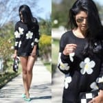 Fashionista NOW: Daisy Print Fashion Inspiration
