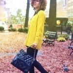 Fashionista NOW: The Color Trend ~ Yellow Fashion Inspiration