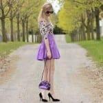 Fashionista NOW: Radiant Orchid Fashion Inspiration