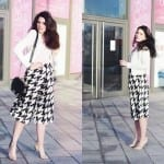 Fashionista NOW: Chic Culottes Fashion Inspiration