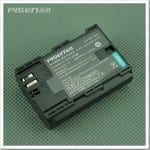 Video Equipment Malaysia : Pisen LP-E6 Battery for Canon Cameras