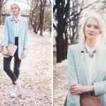 Fashionista NOW: Mint Sherbet Fashion Inspiration