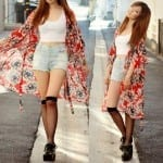 Fashionista NOW: Neo Kimono Outerwear Fashion Inspiration