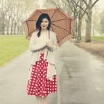 Fashionista NOW: Chic Statement Umbrella Fashion Inspiration