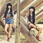 Fashionista NOW: Earthy Bohemian Chic Fashion Inspiration