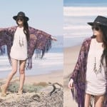 Fashionista NOW: Fringed Outerwear Fashion Inspiration