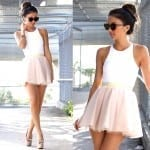 Fashionista NOW: How To Wear Tulle Skirts For Summer Fashion Inspiration