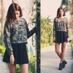 Fashionista NOW: 5 Ways To Wear Camo Prints Fashion Inspiration