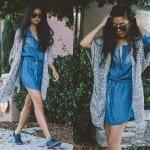 Fashionista NOW: Rainy Day Long Cardigans Fashion Inspiration